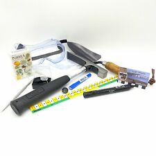Fossil Hunting Starter Kit Geological Tools GE9100 ✔Good Quality ✔UKseller