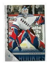IMPERFECT 2005-06 UPPER DECK #216 HENRIK LUNDQVIST YG RC UD YOUNG GUNS ROOKIE