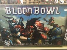 Blood Bowl - Fantasy Football 4th edition core Box Game NEW & SEALED