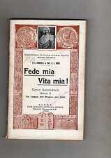 fede mia vita mia! catechismo - anno secondo -pavanelli-vigna - box stock15
