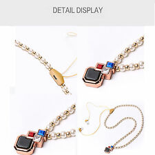 Necklace Handfree Stereo Bluetooth Headphone Headset Earpiece For iphone Samsung