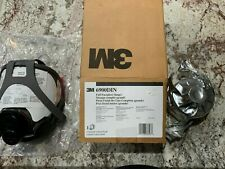 3M Full Facepiece Reusable Respirator Large 6900 with a Sealed Filter