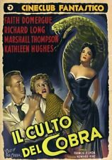 CULT OF THE COBRA (1955) -.DVD..