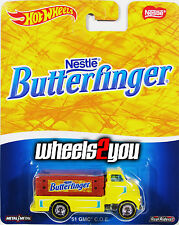 51 GMC COE Butterfinger - NESTLE - 2016 Hot Wheels Pop Culture A Case