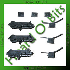 WARHAMMER 40K BIN BITS IMPERIAL GUARD HEAVY WEAPON TEAM - 3x HEAVY BOLTERS