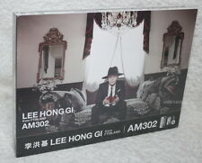 Lee Hong Ki AM302 2016 Taiwan Ltd CD+DVD+44P booklet (F.T Island  FTIsland)