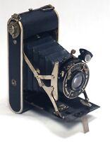 Ihagee Auto-Ultrix PRONTO Vintage Film Camera Sol-Anastigmat 105mm Lens GERMANY