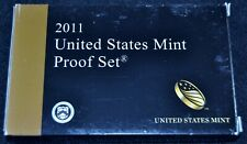 2011-S Proof Set United States US Mint - 14 Coins - Free Shipping