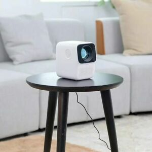 Xiaomi Wanbo LCD Mini Projector LED Vertical 1080P Multimedia TV Home Theater