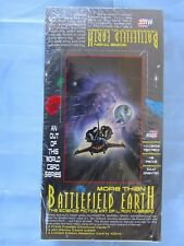 "COMIC IMAGES ""MORE THAN BATTLEFIELD EARTH"" - L. RON HUBBARD - MINT SEALED BOX -"