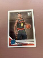 2019-20 Panini - Donruss Optic Basketball: De'Andre Hunter Rated Rookie