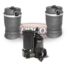 1997-2002 Ford Expedition 4x4 Rear Air Suspension Air Springs with Compressor
