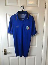 🔥Vintage Italy 1990 Home Football Shirt Diadora Original - Size Large🔥