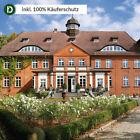3 Tage Kurzurlaub in Crivitz im Hotel Schloss Basthorst mit Frühstück