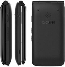 Alcatel Go Flip 4044T - Black (Sprint / Boost Mobile) 4G VoLTE Flip Phone