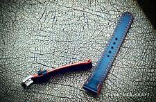 Watch strap Genuine Leather Ostrich leg handmade 100% customize