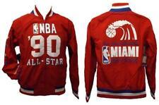 Miami FL 1990 All Star Game Mens XS-S-M-L-2XL Mitchell & Ness Jacket $150