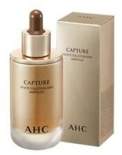 Ahc Capture Revite Solution Max Ampoule 100ml Wrinkle Care Whitening K-Beauty