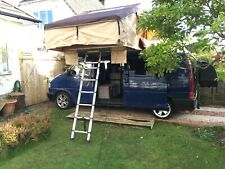 extra Large 4 Man Roof top Tent inc Ladder Stunning big Complete BRAND NEW