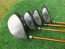 Benross V12 Driver and V3 3 & 5 Wood and Escape Club