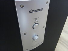 Pioneer S-EW5 Aktiv Subwoofer Downfire 20cm Chassis 17,9kg