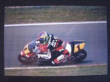 Photo Rheos Team Molenaar Honda 125 1996 #1 Haruchika Aoki (JAP) Dutch TT Assen