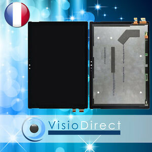 """Ecran complet pour Microsoft Surface Pro 4 1724 12.3"""" noir vitre tactile + LCD"""