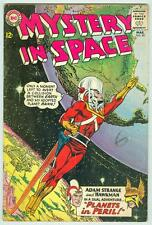 Mystery in Space #90 March 1964 VG Classic Cover, Hawkman team-up