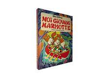 NOI GIOVANI MARMOTTE walt disney 1981