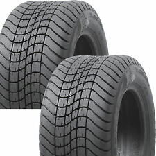 """2) 12"""" 215/40-12 low profile Golf Cart TIREs Journey P825 Street DOT Legal 4ply"""