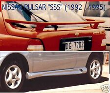 NISSAN PULSAR  N14 SSS STYLE BOOT/HATCH SPOILER WING