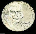 2009 D Jefferson Nickel, Low Mintage, BU, From Bank Rolls, Nice.  Free Shipping