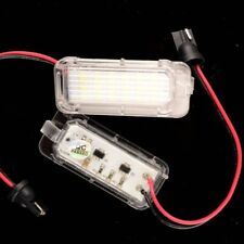 LED Number Licence Plate Light For Ford Focus Fiesta C-Max Galaxy Kuga S-MAX