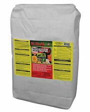 Hi-Yield Dusting Wettable Sulfur - 25 Lbs.