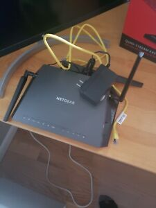 NETGEAR R7800-100NAS Nighthawk 2600 Mbps X4S Smart WiFi Router