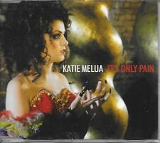 KATIE MELUA - It's only pain CD SINGLE 3TR Enh Europe 2006