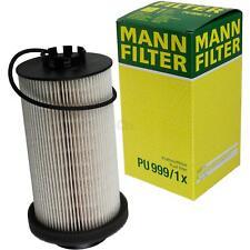 Original MANN-FILTER Kraftstofffilter PU 999/1 x Fuel Filter