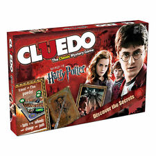 Winning Moves Harry Potter Cluedo Mystery Board Game
