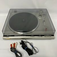 Vintage Technics Quartz SL-Q300 Direct Drive Automatic Record Player Turntable