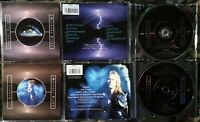 MICHAEL KISKE INSTANT CLARITY + ALWAYS MAXI SINGLE 2 CD 1996 HELLOWEEN AVANTASIA