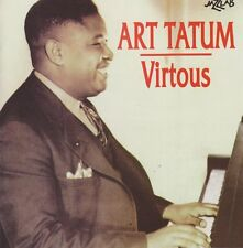 CD album ART tatum virtous (willow weep for me, Body and soul) Jazzlab