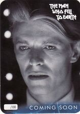The Man Who Fell To Earth Ultra Rare Proof RTP1 Promo Card 1 of 5
