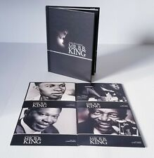 Ladies and Gentlemen... MR. B.B. KING [Box Set] 4 Discs (CD) & Book - USED