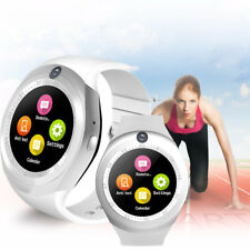 Bluetooth Smart Watch Unlocked Watch Cell Phone for Adults Samsung LG Google