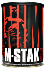 Universal Nutrition ANIMAL M-STAK 21 packs Natural Anabolic Stack | Muscle Gains