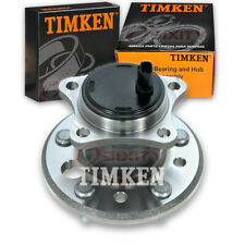 Timken Rear Left Wheel Bearing & Hub Assembly for 2002-2011 Toyota Camry  fo