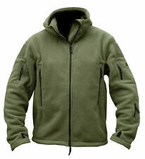 New Military Man Fleece tad Tactical Softshell Jacket Polartec Polar Hooded Coat