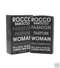 PROFUMO ROCCO BAROCCO FASHION WOMAN DONNA EAU DE PARFUM EDP 75 ML. VAPORISATEUR