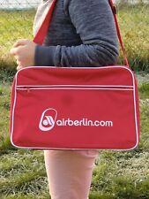 Air Berlin Retro Handtasche Sporttasche Reisetasche Umhängetasche Schultertasche