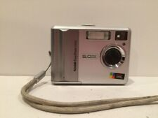 Kodak EasyShare C530 5MP Digital Camera Silver TESTED